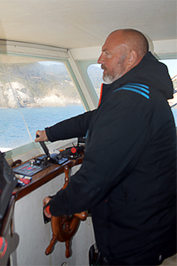Pescaturismo Luigi Orlandini
